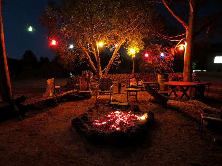 Join us for a camp fire