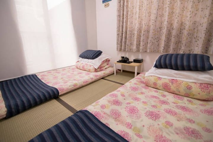 Room Tatami Double Room -201 Can book a day trip - Kita - Villa