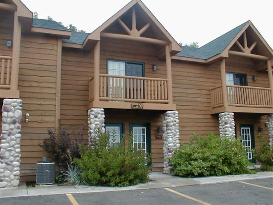 1br of resort cabin starved rock cabins for rent in