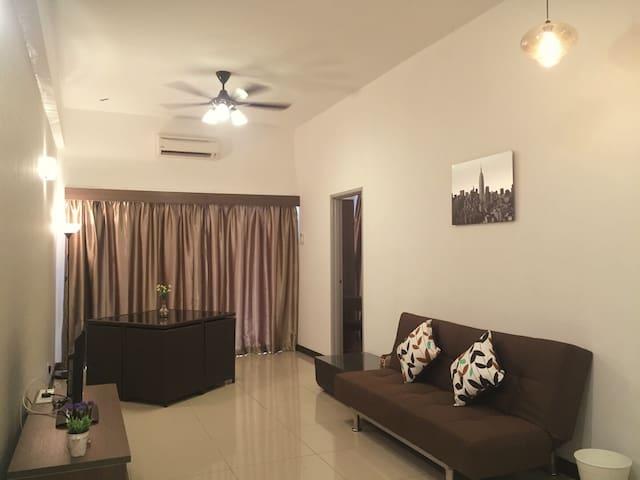 New&Cozy 2BD Apt+Free Waterpark Tic - Melaka  - Apartment