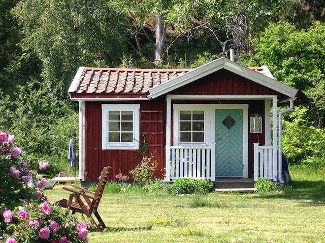 Your own little house in Trosa