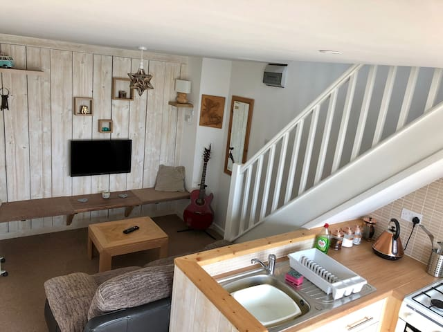 Cosy Connor Downs 1 bed apartment near St Ives.