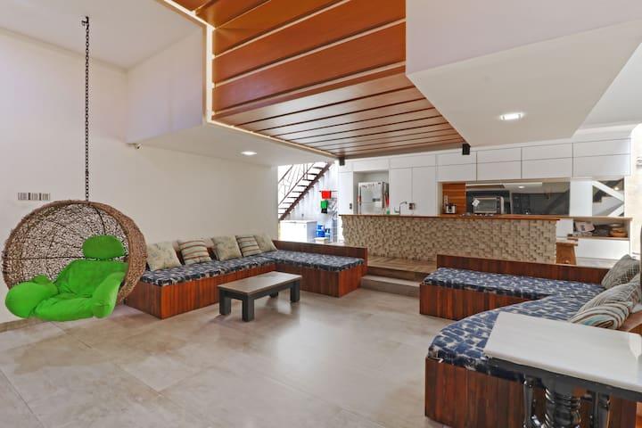 MM Capsule Hostel Medan - Bed In 10 Bed Mixed Dorm