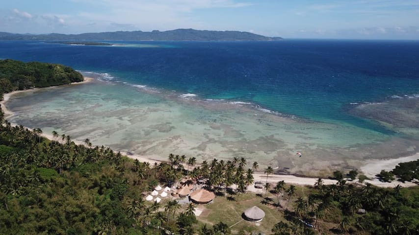Bislig Beach-your private beach stay