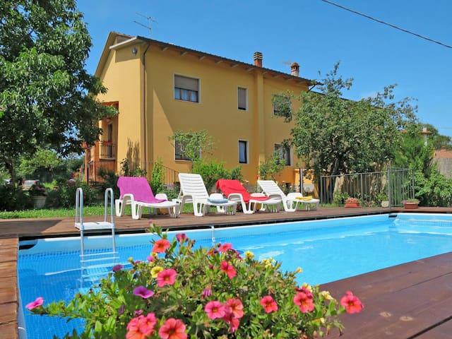 Delightful Villa with AC & private pool