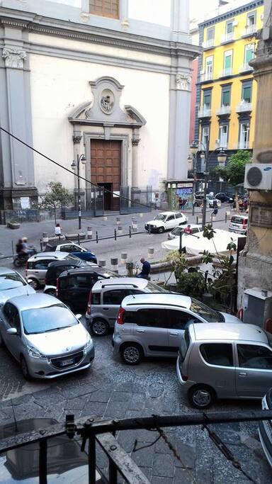 Piazzetta san giorgio ai mannesi