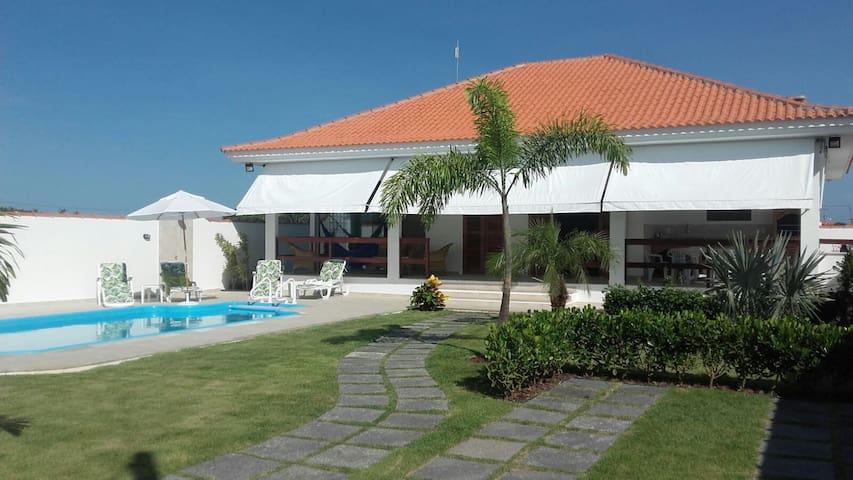 Fantastic Villa in the Brazilian Caribbean