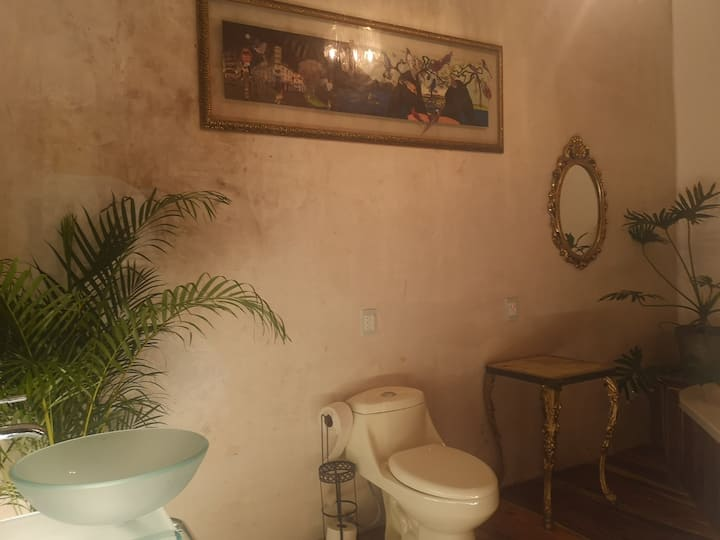 Casa Josefina kingsize  centre private room 1