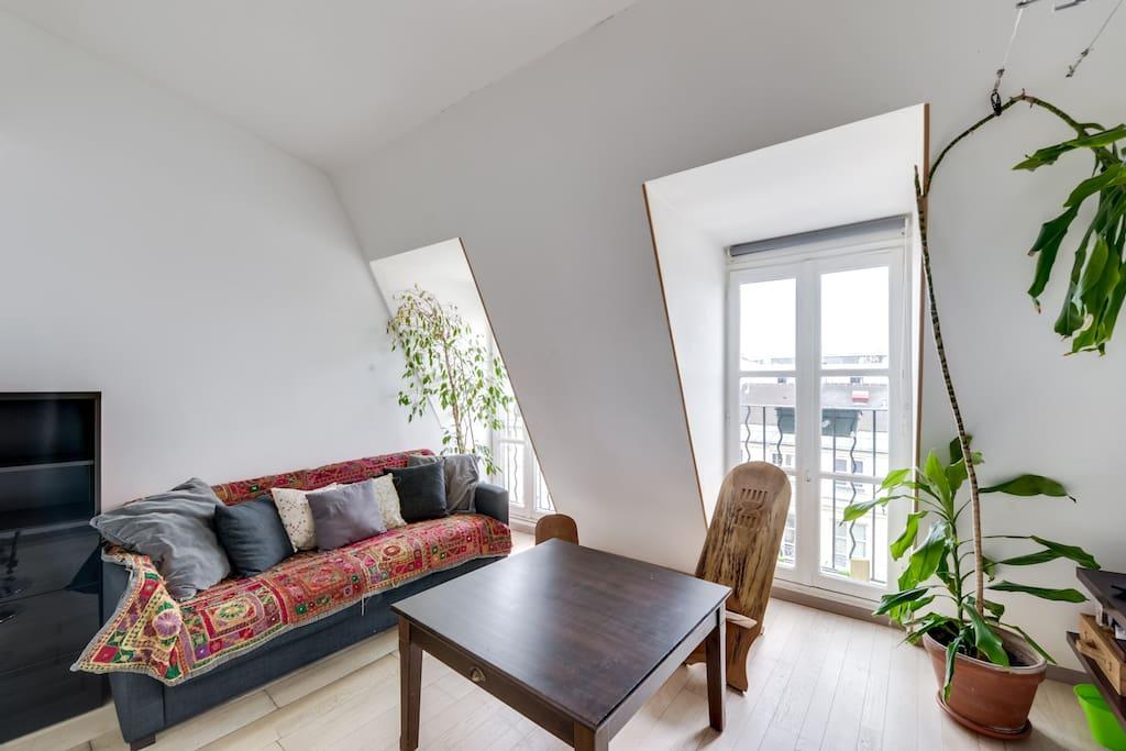 id 161 chatelet ferronnerie apartamentos en alquiler en par s isla de francia francia. Black Bedroom Furniture Sets. Home Design Ideas