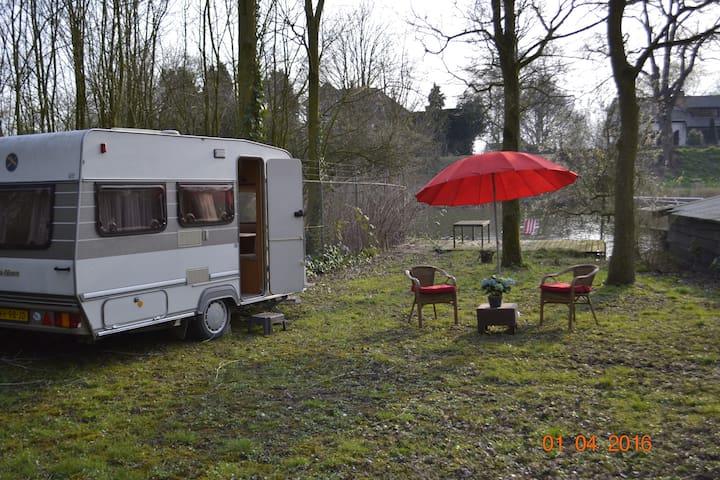 Caravan aan de Linge - Beesd
