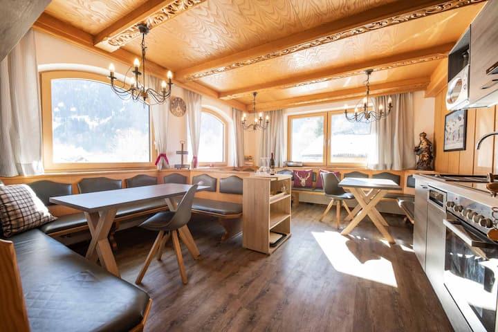 Ferienwohnung Bergkulisse (Haus Wallner)