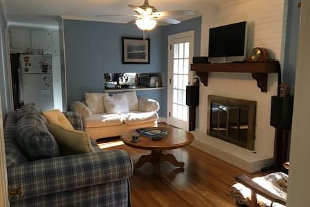 Peaceful home away from home in Stone Mountain - Stone Mountain - Hus