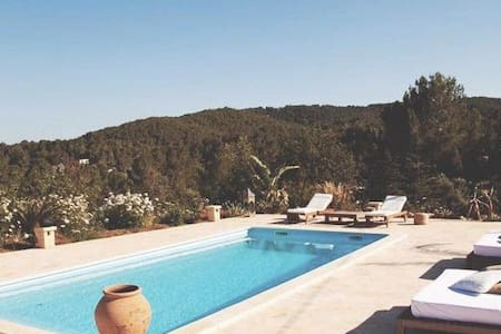Private Suite(Pluma)in FincaSanLorenzoIbiza up to2 - Sant Joan de Labritja