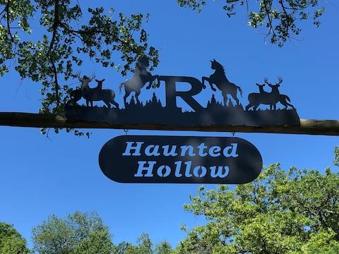 Haunted Hollow Lodge