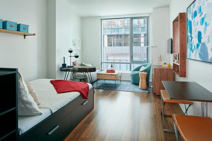 Entire apartment for you | Studio in Boston