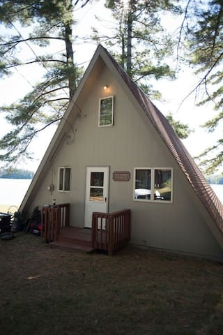 LOON LOOKOUT--Sleeps 4-6,WINTER DATES AVAILABLE!  Bring your snowmobiles here!