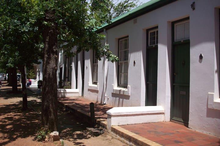 Stellenbosch, next to Campus, private loft room