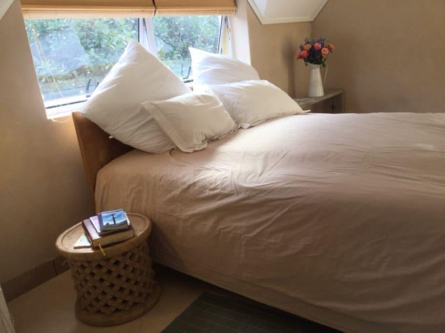 Loft unit - bed