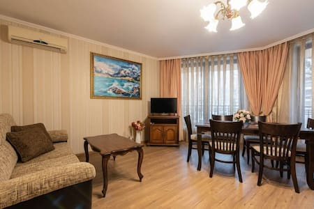 """""""Vazov Residence"""" two bedroom top centre apartment"""