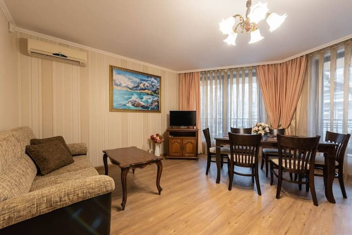 """Vazov Residence"" two bedroom top centre apartment"