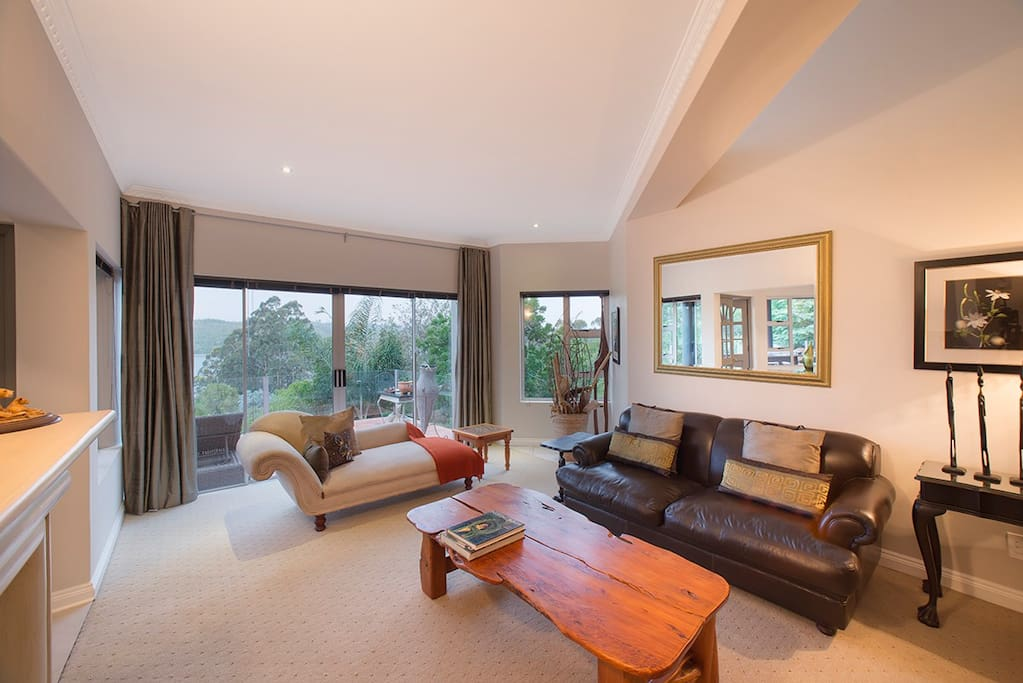 Main Lounge and Sitting Room