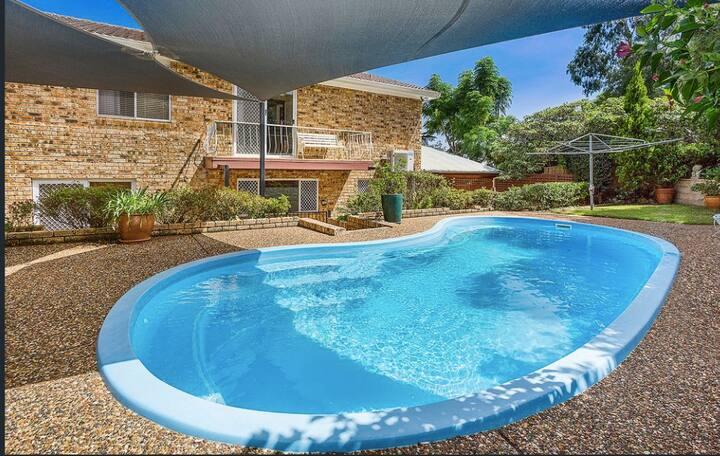 Mountain View Pool House