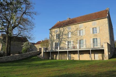 Maison de Maître en Châtillonais
