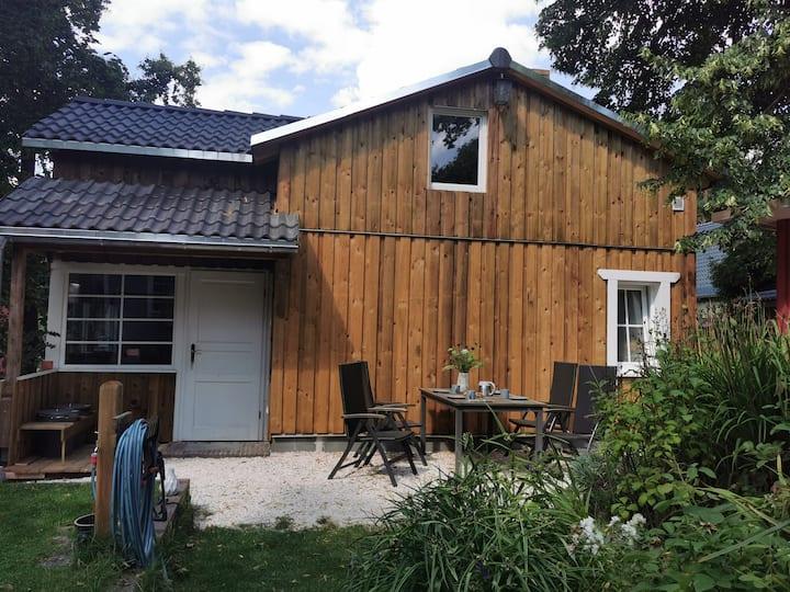 Gartenhaus am Wald