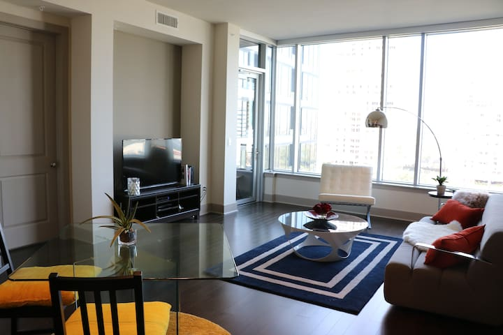 Luxurious High Rise Apartment by the Galleria - Houston - Byt