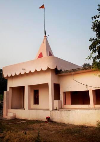 Laidback Ashram Homestay - Omkareshwar - Huis