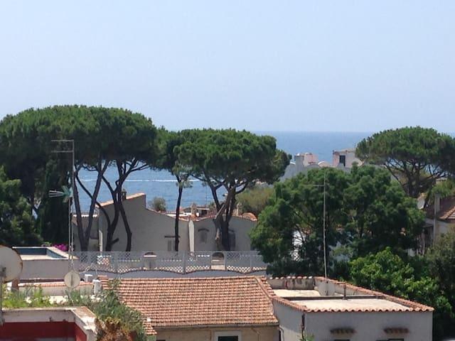 Santa Marinella Italy. Ocean View 40 min from Rome