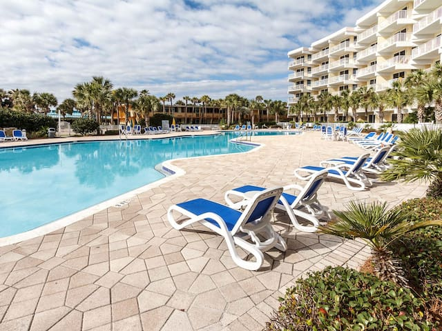 Destin West Gulfside Resort 105 - Free Beach Ser - Fort Walton Beach - Apartment