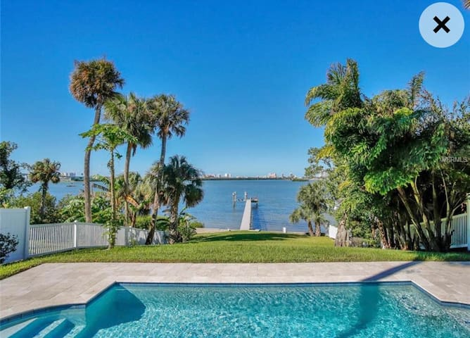 The Ultimate in Costal Waterfront Luxury Awaits