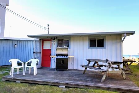Walk out on Sandy Beach Cabin (276) - 276