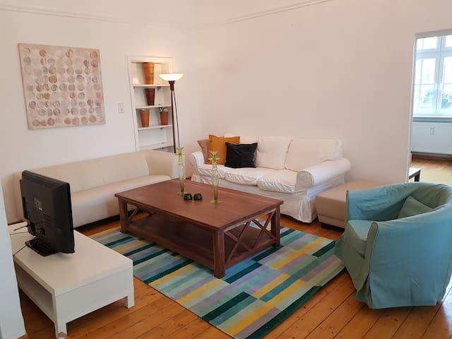 Neu: Apartment am Kurpark und Theater