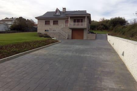 La casa rosada - Betanzos - Haus