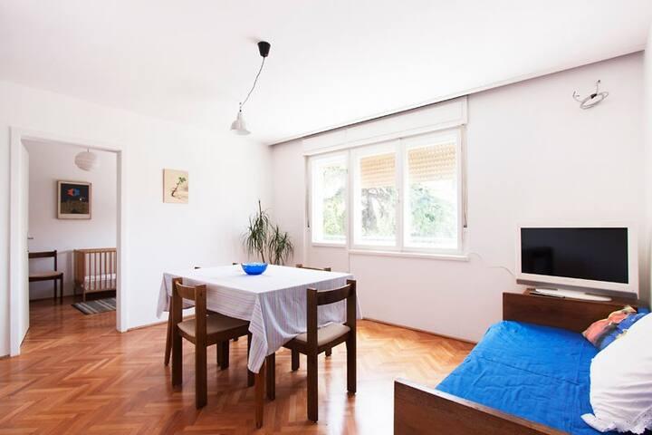 Living room/bedroom 3