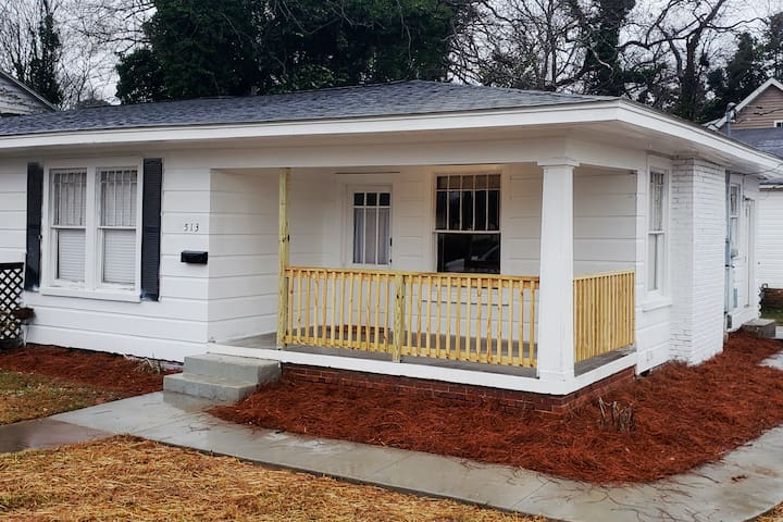 Downtown Greenville Home in Hampton Pinckney