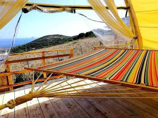 tenda Big Safari per 3 persone