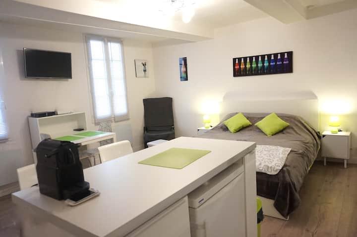 Beau studio dans le centre historisque d'Aix