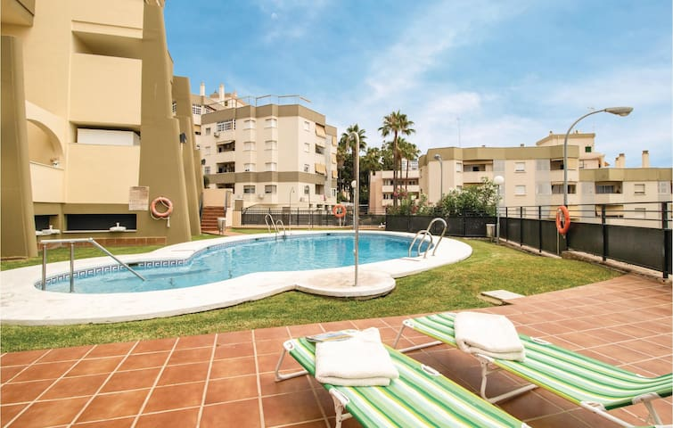 Holiday apartment with 2 bedrooms on 50m² in Torremolinos