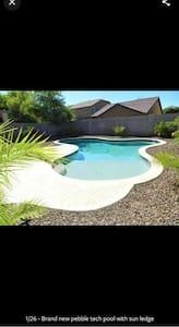 Beautiful pool property