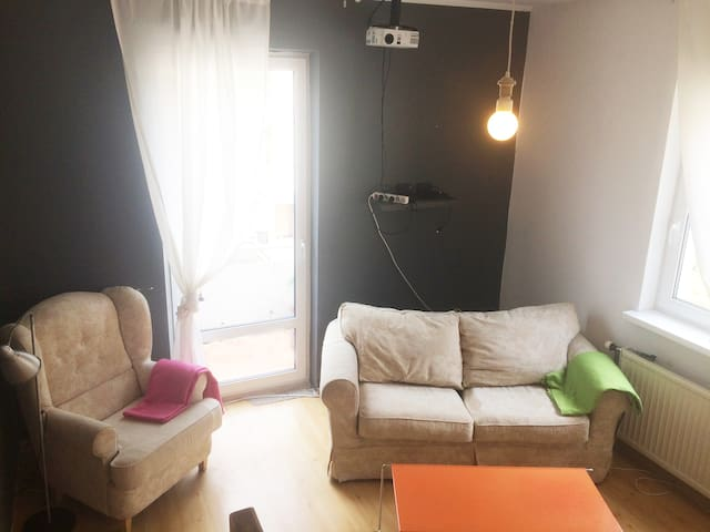 City center close by forest and the beach - Gdynia - Apartmen