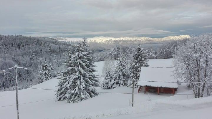 Très beau chalet grand confort en montagne