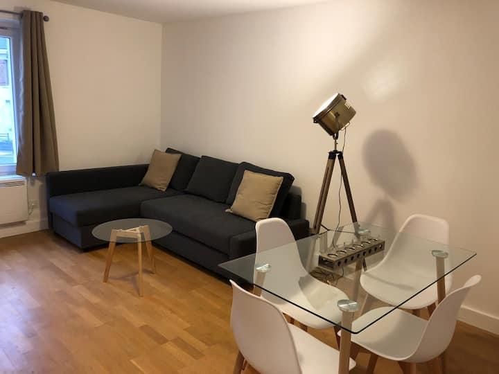 Appartement 2/3 pièces (55m²) au cœur du Vexin