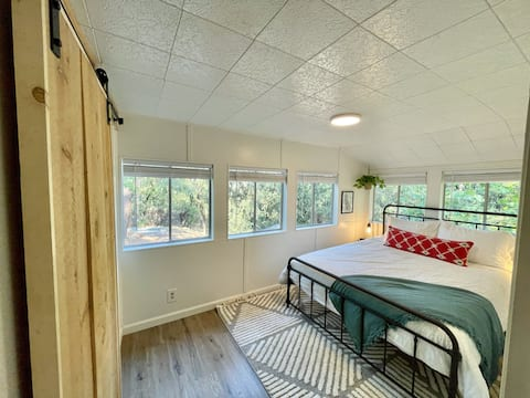 *New* The Nest-Perched in the NorCal foothills