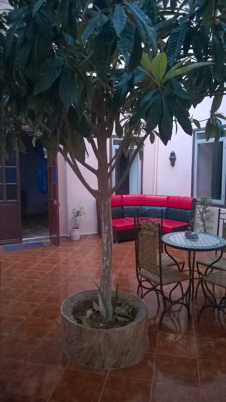Dar Manar (private room #2)