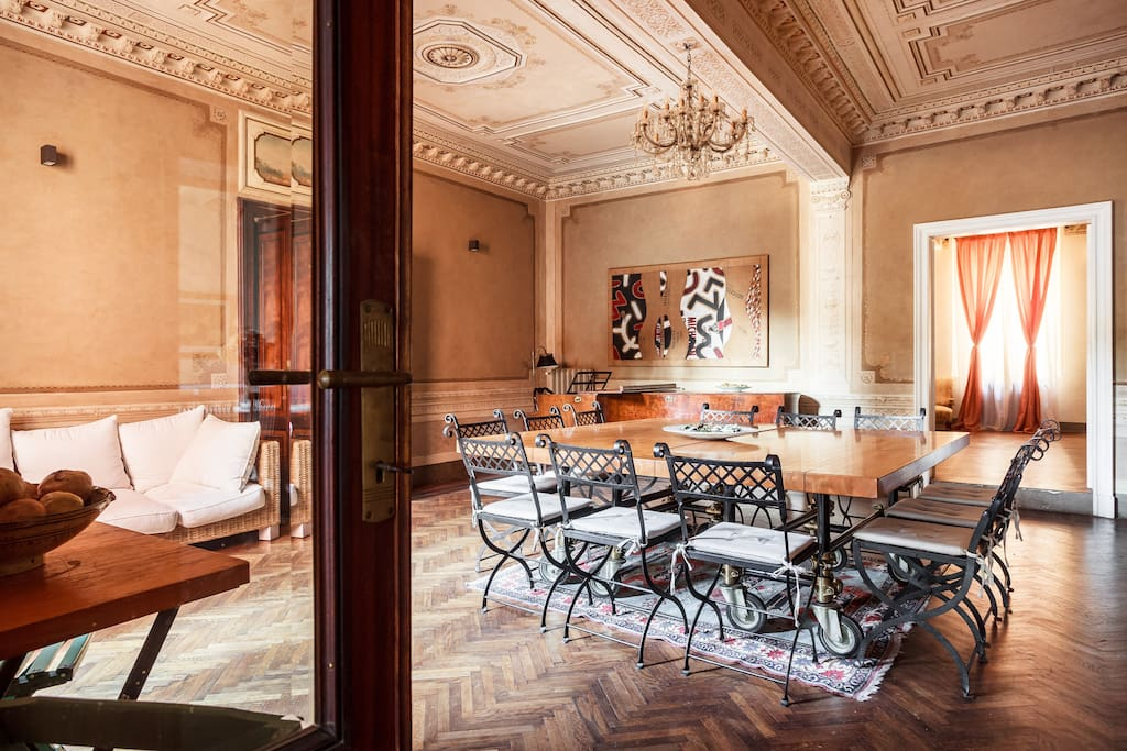 Salone ( living room)