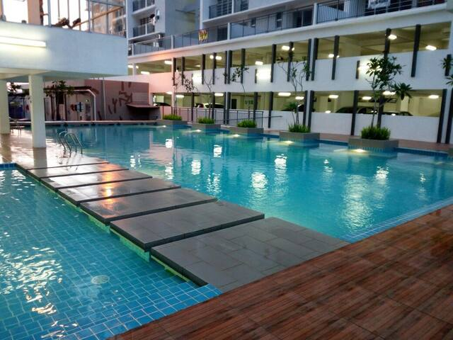 Swimming pool...so nice