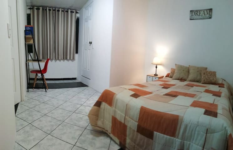 Comfortable and Full Equipped Room Gated Community